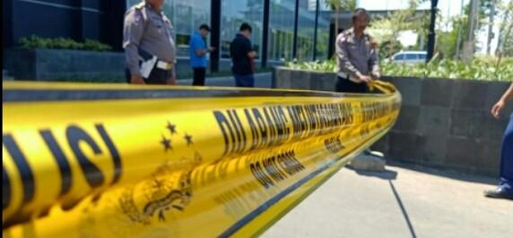 Tidak Gubris Teguran Ditlantas Polda Sulsel , Hotel Mercure Makassar Nexa Pettarani Akhirnya di Police Line