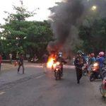 Kecelakaan Maut Mengakibatkan 1 Orang Meninggal Dunia di Tanetea Jl. Poros Limbung Desa Bontosunggu Kec. Bajeng Kab. Bajeng