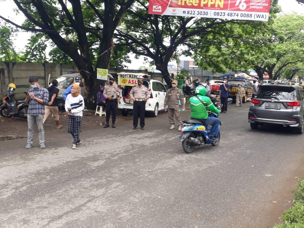 Pemerintah Kab Gowa Bersama TNI Polri Gencar Lakukan Giat Operasi Lanjutan PPKM Level 3