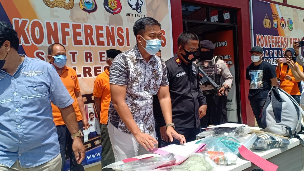 Dua Hari Pasca Pembunuhan, Polisi Ringkus Empat Terduga Pelaku Di Gowa