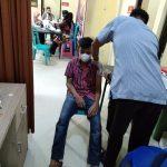 Klinik Wira Bhayangkara Polres Gowa Layani Warga Vaksinasi Covid-19 Setiap Hari