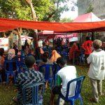 Sinergitas Bhabinkamtibmas Dan Babinsa Pantau Reses Anggota DPRD Gowa