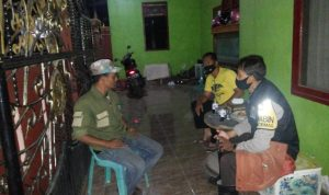 Jaga Kamtibmas, Bhabinkamtibmas Batangkalulu Intens Lakukan Patroli Sambang ke Warga Binaannya